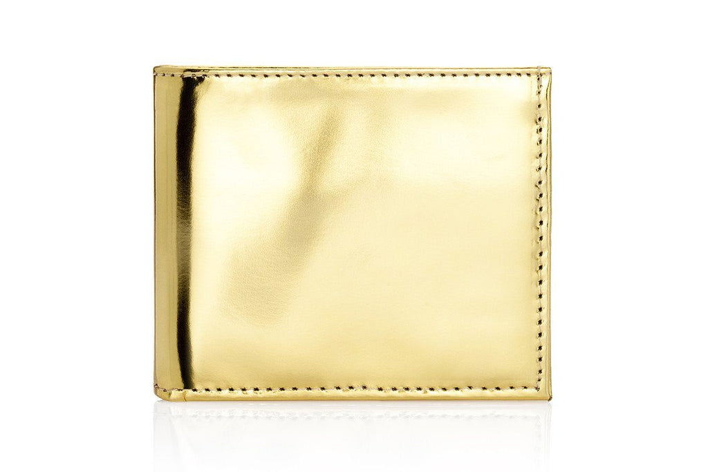 GUADALUPA MIRROR GOLD WALLET