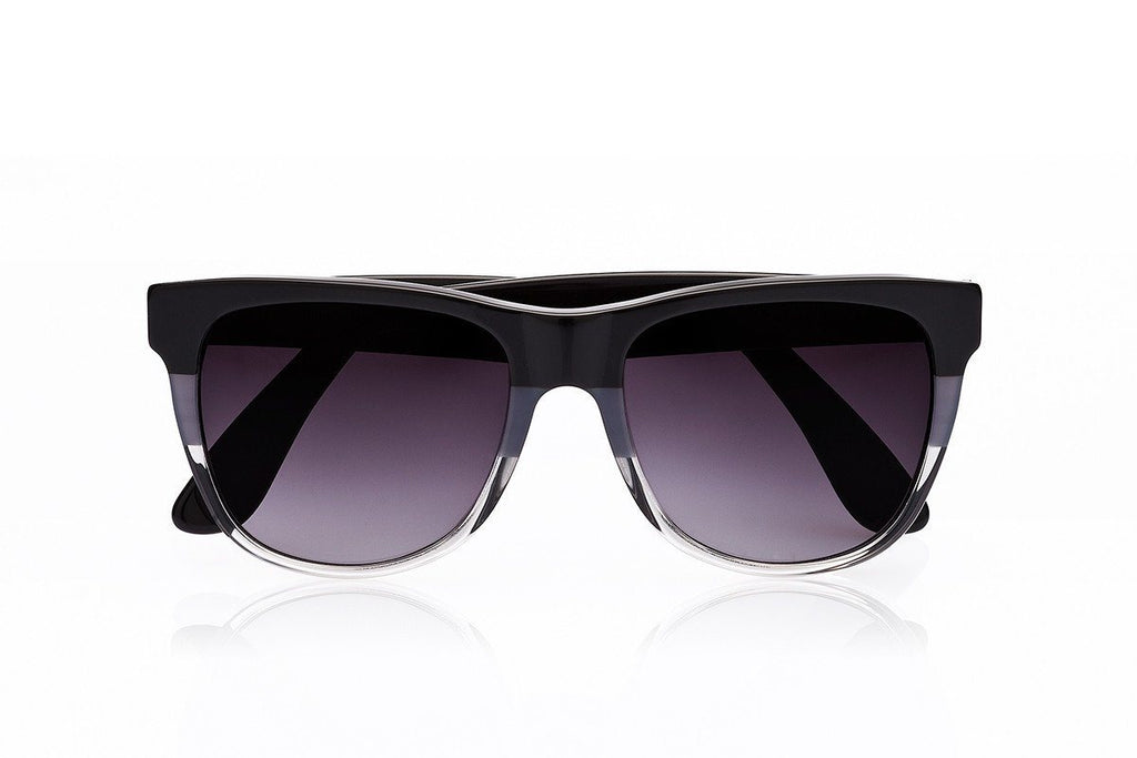 KYROS ACETATE OCEAN SUNGLASSES