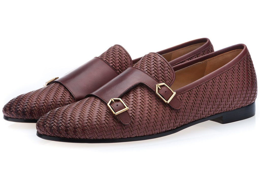 ODILON CORDON BROWN LOAFERS Loafers Superglamourous