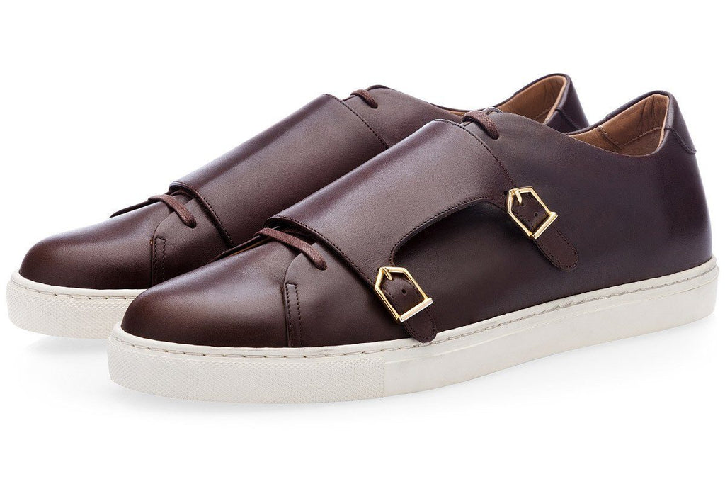ODILON NAPPA COCOA LOW TOP