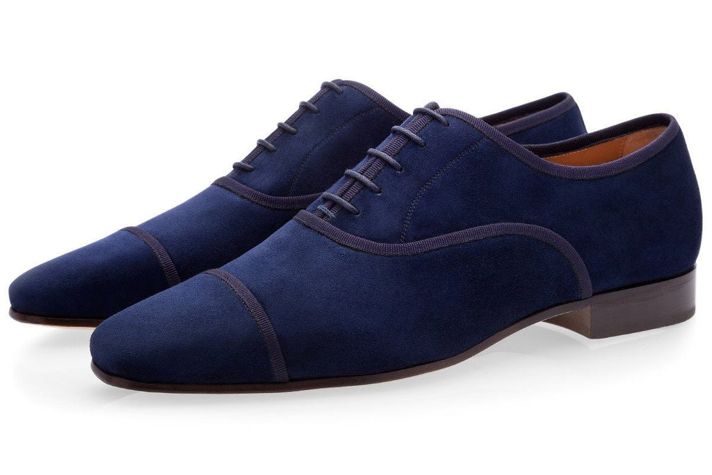 POLIN VELUKID NAVY LACE UPS