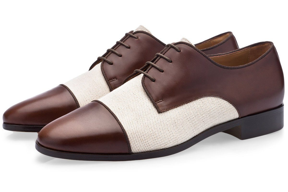 RAMON MULTI COCOA LACE UPS