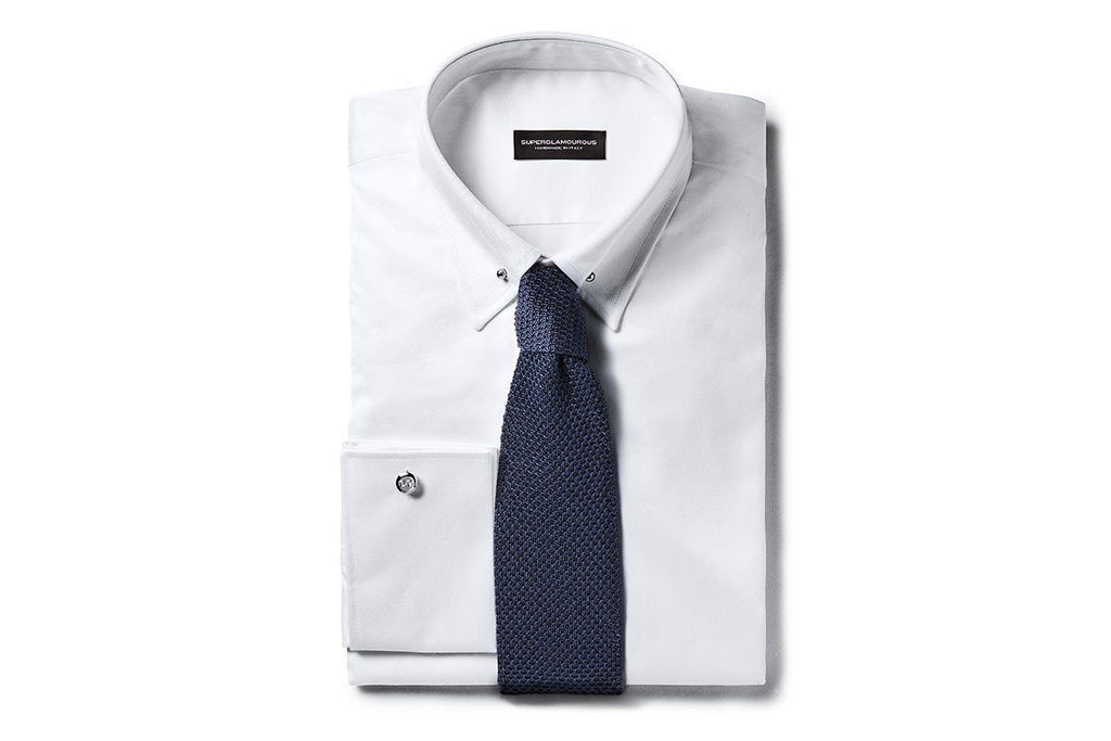 SANTAFE COTTON WHITE SHIRT Shirts Superglamourous