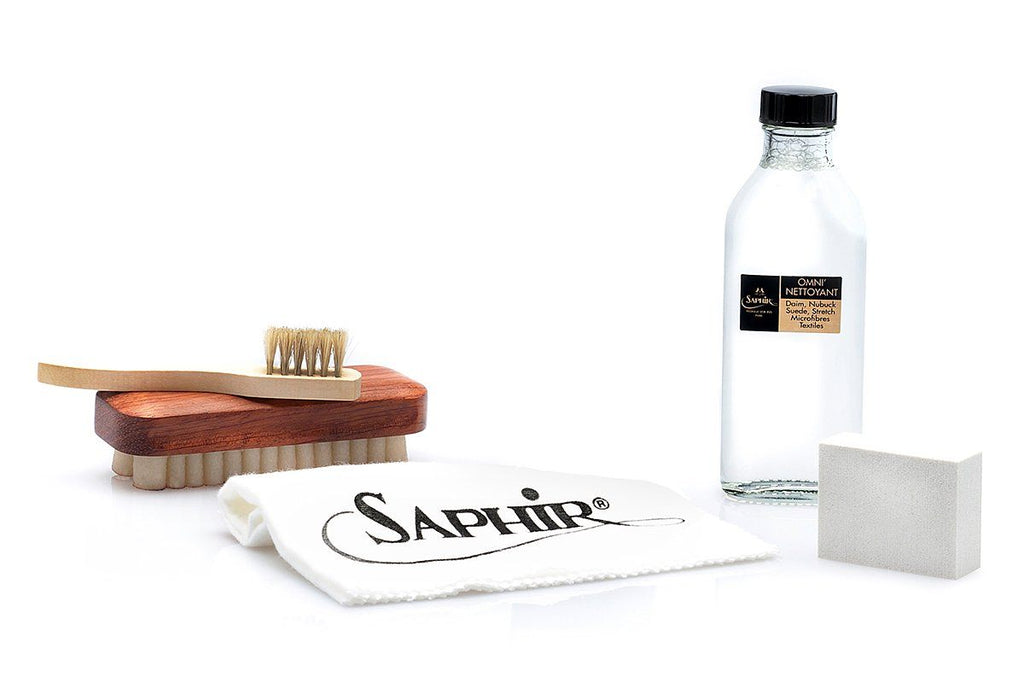 SUEDE SHOE CARE KIT