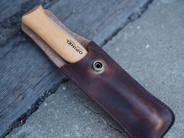 Opinel no.8 Stainless Knife