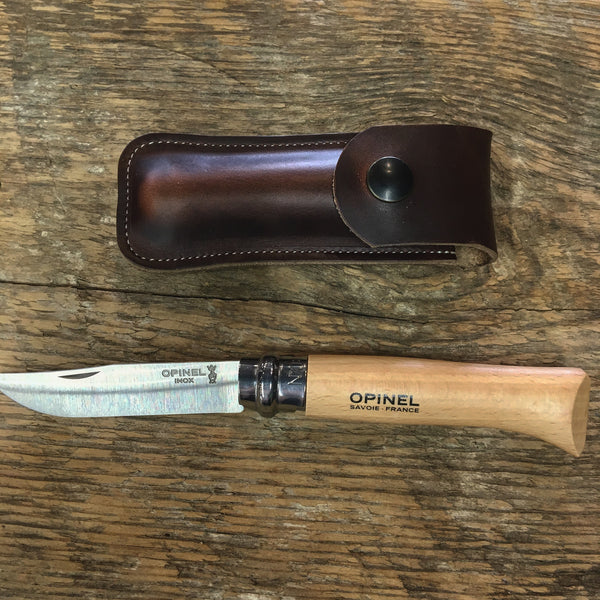 Opinel No. 8 Stainless