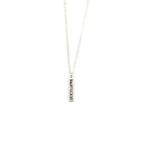 New Nantucket Stick Necklace