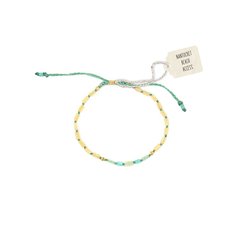 Nantucket Beach Access #1 Bracelet