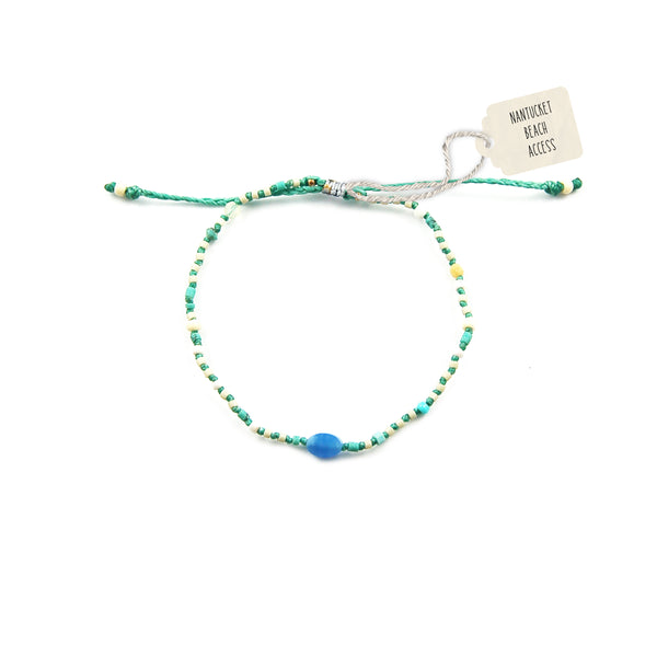 Nantucket Beach Access #24 Bracelet