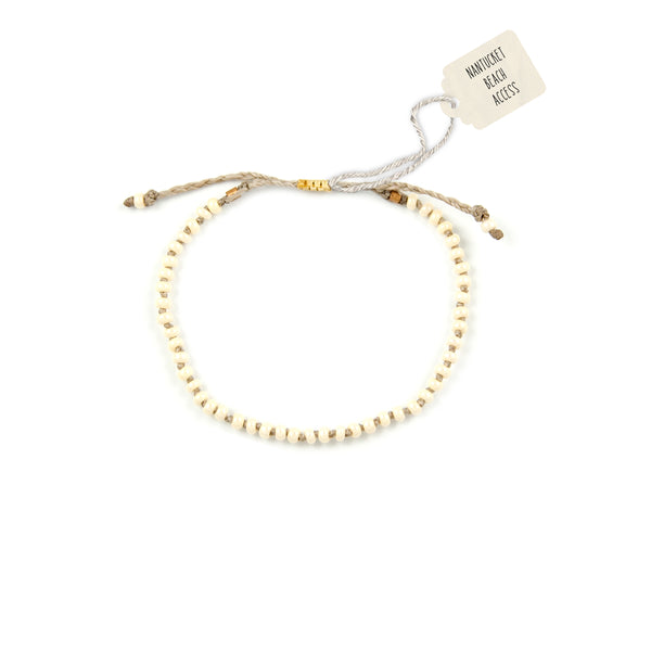 Nantucket Beach Access #12 Bracelet