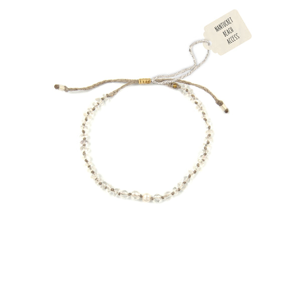 Nantucket Beach Access #30 Bracelet