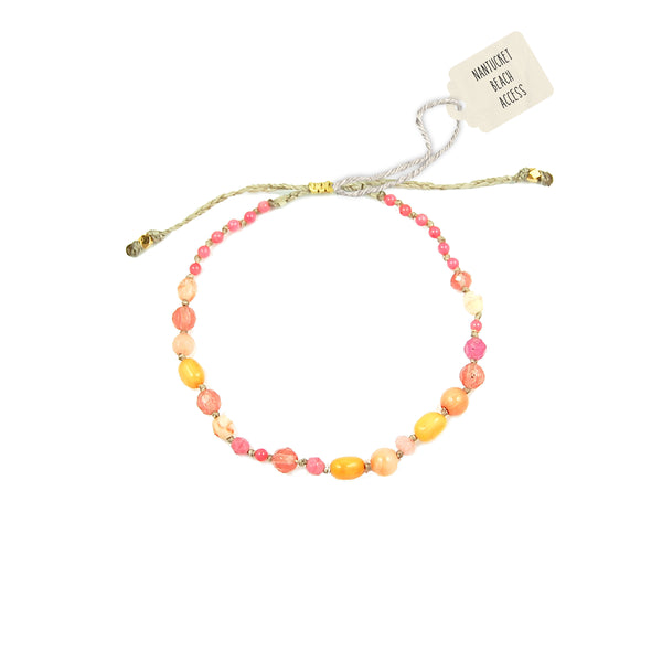 Nantucket Beach Access #38 Bracelet