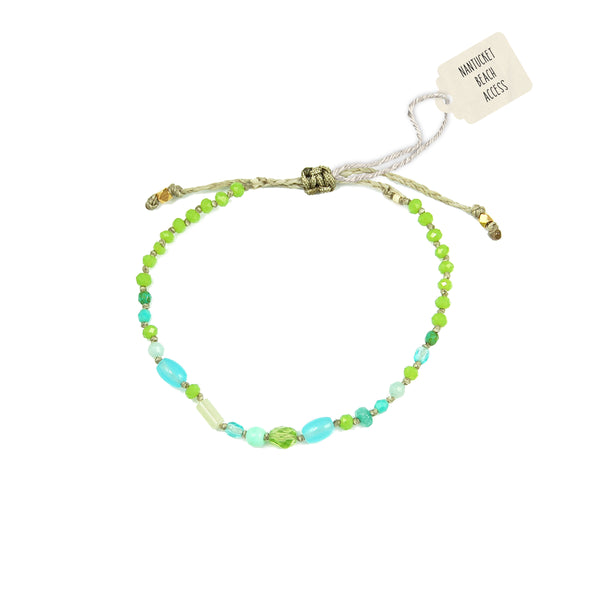 Nantucket Beach Access #3 Bracelet