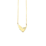 Nantucket Medium Island Swing Necklace