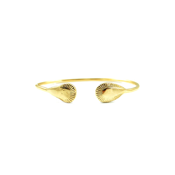 Keep on Grooving Cuff Bracelet
