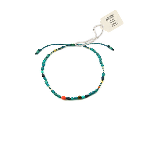 Nantucket Beach Access #4 Bracelet