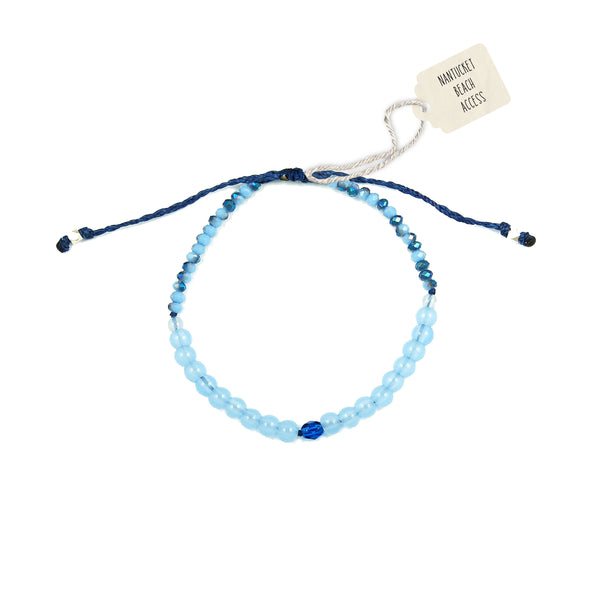Nantucket Beach Access #16 Bracelet