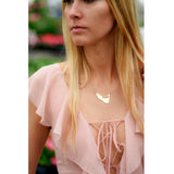 Nantucket XL Island Swing Necklace