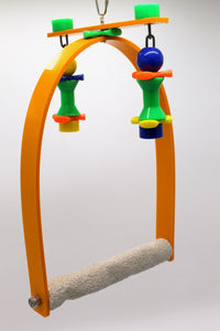 Whirly Bird™ - Medium - Sweet Feet & Beak
