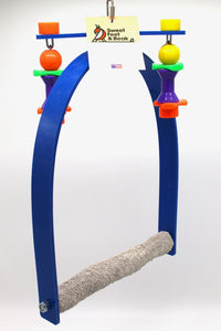 Whirly Bird™ - Large - Sweet Feet & Beak