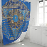 BE TRUE Shower Curtain
