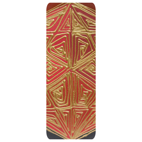 BE ROOTED Yoga Mat