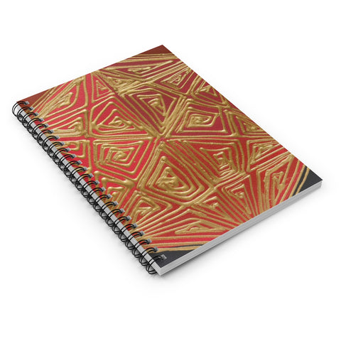 BE ROOTED Spiral Notebook