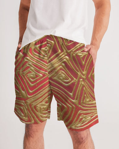 Be ROOTED Jogger Shorts