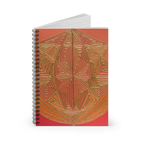 SUBLIME Spiral Notebook