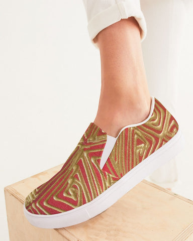 BE ROOTED Canvas Shoe