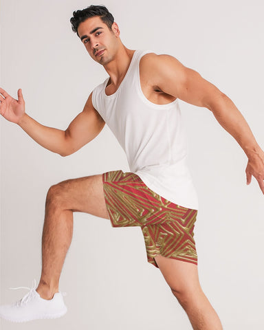 SEFKHET Men's Jogger Shorts