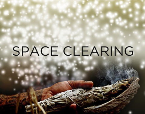 Energetic Space Clearing