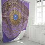 INSIGHT Shower Curtain