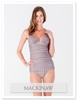 Lori Coulter Swimwear - Shop Mackinaw Collection