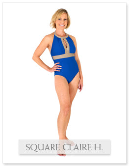 Lori Coulter Swimwear - Shop by H Body Shape