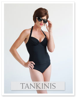 Lori Coulter Swimwear - Shop Tankini Tops