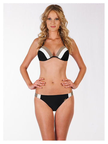 The Monroe Halter Bikini Top