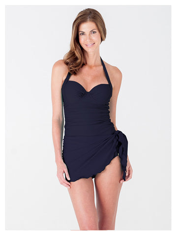 The Carissa Molded Tankini Top