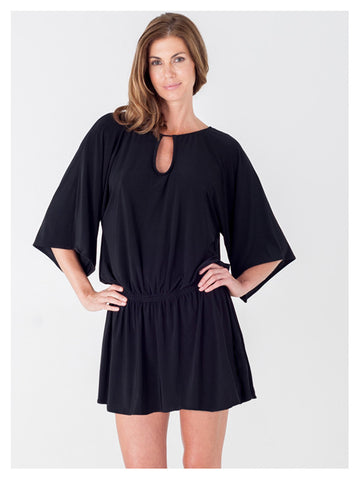 The Talia Drop Waist Cover Up