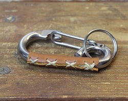 Light Brown Carabiner
