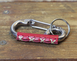 Red Carabiner