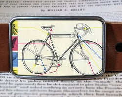 Bike Diagram - Belt Buckle Wholesale