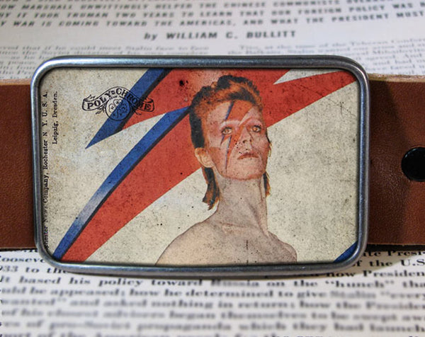 Bowie - Belt Buckle Wholesale