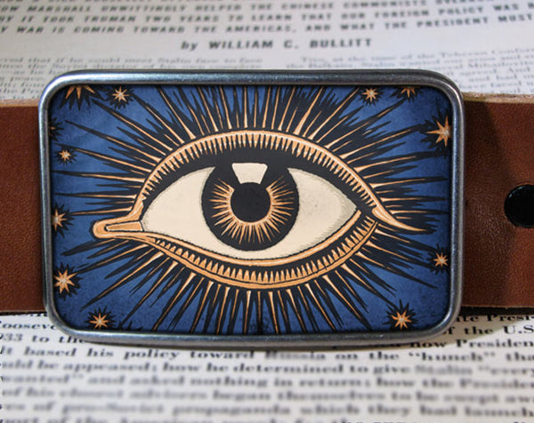 Seeing Eye - Belt Buckle Wholesale