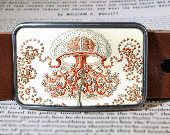 Jellyfish - Belt Buckle Wholesale