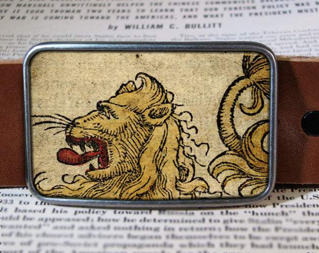 Lion - Belt Buckle Wholesale