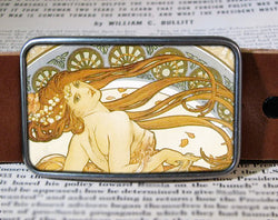 Mucha Girl - Belt Buckle Wholesale