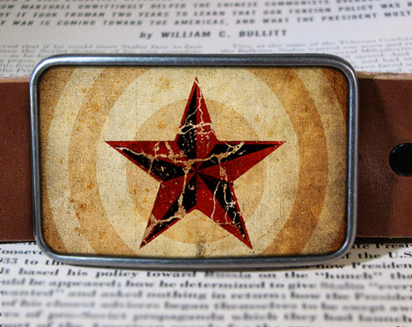 Star - Belt Buckle Wholesale