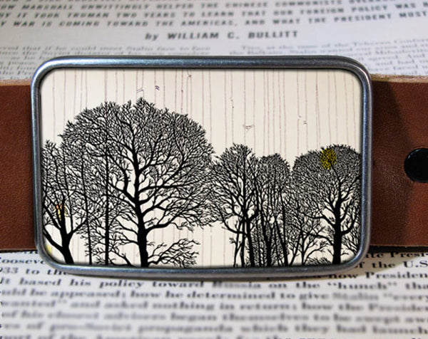 Trees - Belt Buckle Wholesale