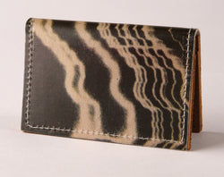 Lightning - Leather Cardholder Wallet